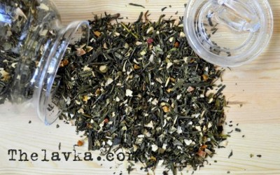 Чай белый Papaya White Tea